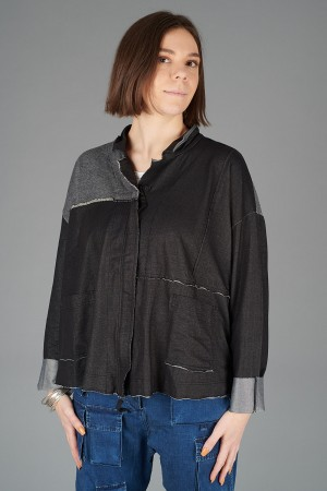 rh200224 - Rundholz Black Label Jacket @ Walkers.Style buy women's clothes online or at our Norwich shop.