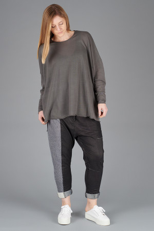 rh200225 - Rundholz Black Label Trousers @ Walkers.Style women's and ladies fashion clothing online shop