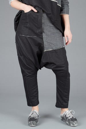 rh200226 - Rundholz Black Label Trousers @ Walkers.Style buy women's clothes online or at our Norwich shop.