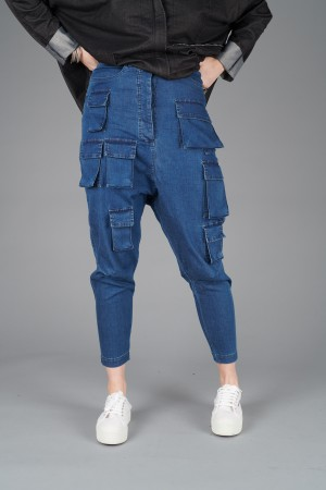 rh200233 - Rundholz Black Label Trousers @ Walkers.Style women's and ladies fashion clothing online shop