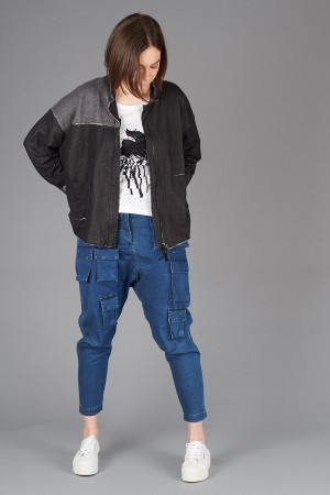 rh200233 - Rundholz Black Label Trousers @ Walkers.Style buy women's clothes online or at our Norwich shop.
