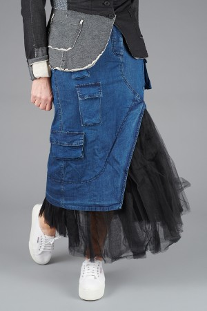 rh200238 - Rundholz Black Label Skirt @ Walkers.Style women's and ladies fashion clothing online shop