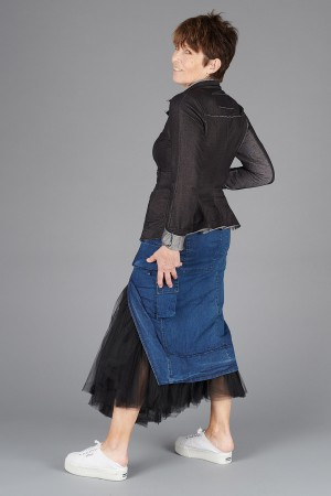 rh200238 - Rundholz Black Label Skirt @ Walkers.Style buy women's clothes online or at our Norwich shop.