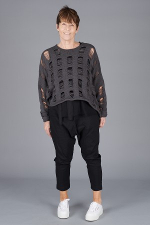 rh200257 - Rundholz Black Label Pullover @ Walkers.Style women's and ladies fashion clothing online shop