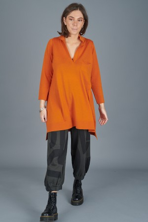 kk205011 - Knit Knit Tunic @ Walkers.Style buy women's clothes online or at our Norwich shop.