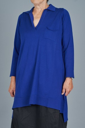 kk205012 - Knit Knit Tunic @ Walkers.Style women's and ladies fashion clothing online shop