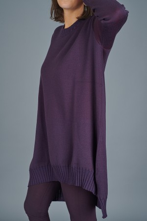 kk205013 - Knit Knit Tunic @ Walkers.Style women's and ladies fashion clothing online shop