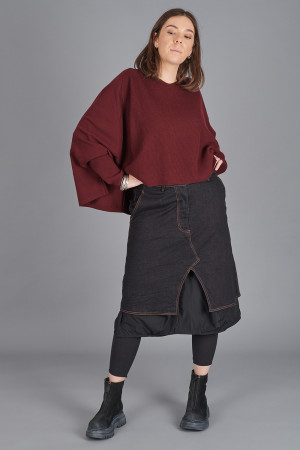 rh205028 - Rundholz Black Label Skirt @ Walkers.Style buy women's clothes online or at our Norwich shop.