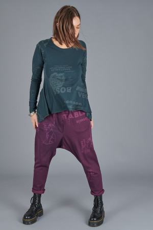rh205058 - Rundholz Trousers @ Walkers.Style buy women's clothes online or at our Norwich shop.