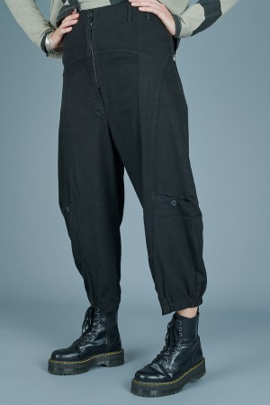 lb205088 - Lurdes Bergada Low Crotch Pants @ Walkers.Style women's and ladies fashion clothing online shop