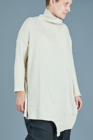 lb205102 - Lurdes Bergada Oversized Sweater @ Walkers.Style women's and ladies fashion clothing online shop