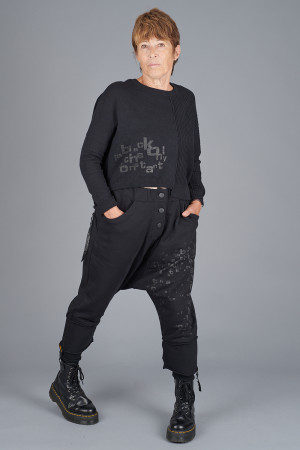 sb205109 - StudioB3 Telicco Trousers @ Walkers.Style buy women's clothes online or at our Norwich shop.