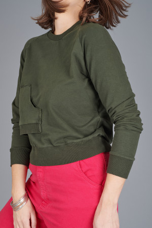 po205119 - Pxxx OFF Asymmetric Pullover @ Walkers.Style women's and ladies fashion clothing online shop