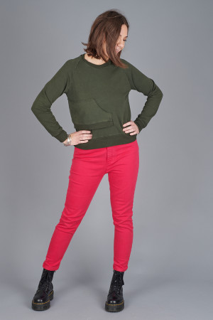 po205119 - Pxxx OFF Asymmetric Pullover @ Walkers.Style buy women's clothes online or at our Norwich shop.