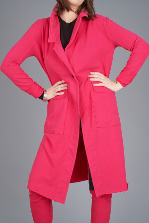 po205121 - Pxxx OFF Leger Coat @ Walkers.Style women's and ladies fashion clothing online shop