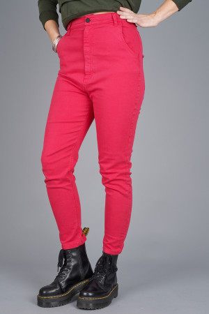 po205124 - Pxxx OFF Denim Trouser @ Walkers.Style women's and ladies fashion clothing online shop
