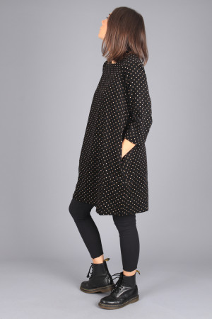 td205138 - Two Danes Printed Camilla Dress @ Walkers.Style buy women's clothes online or at our Norwich shop.