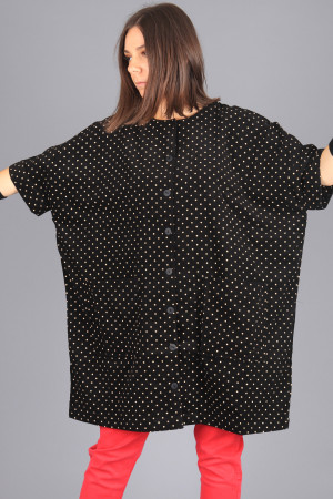 td205139 - Two Danes Printed Corin shirt @ Walkers.Style women's and ladies fashion clothing online shop