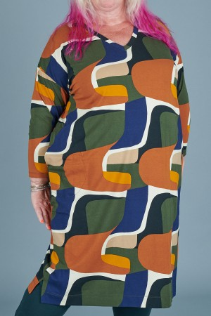 td205141 - Two Danes Beata Dress @ Walkers.Style women's and ladies fashion clothing online shop