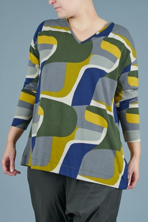 td205143 - Two Danes Brooke T-shirt @ Walkers.Style women's and ladies fashion clothing online shop