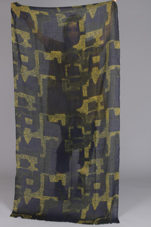 td205155 - Two Danes Landscape Scarf @ Walkers.Style buy women's clothes online or at our Norwich shop.