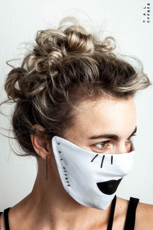 po205172 - Pxxx OFF Face Mask @ Walkers.Style buy women's clothes online or at our Norwich shop.