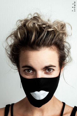 po205172 - Pxxx OFF Face Mask @ Walkers.Style women's and ladies fashion clothing online shop
