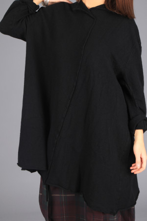 rh205188 - Rundholz Cashmere Tunic @ Walkers.Style women's and ladies fashion clothing online shop