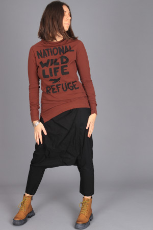 rh205193 - Rundholz DIP T-Shirt @ Walkers.Style buy women's clothes online or at our Norwich shop.