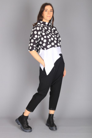 ew210003 - Elsewhere Low Trousers @ Walkers.Style buy women's clothes online or at our Norwich shop.
