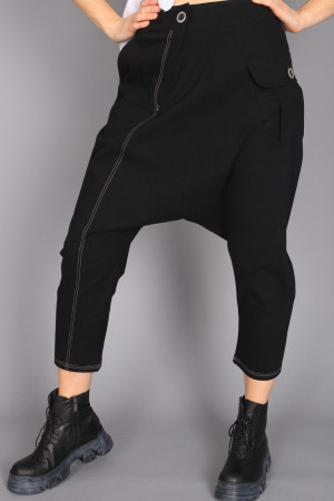 ew210003 - Elsewhere Low Trousers @ Walkers.Style women's and ladies fashion clothing online shop