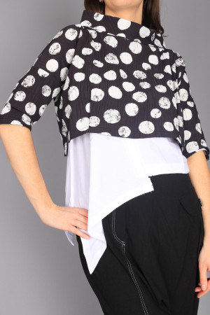 ew210010 - Elsewhere Crop Top @ Walkers.Style women's and ladies fashion clothing online shop