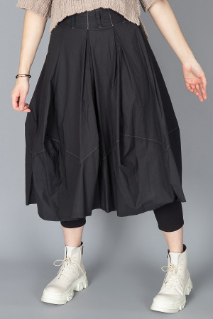 lb210017 - Lurdes Bergada Balloon Skirt @ Walkers.Style women's and ladies fashion clothing online shop