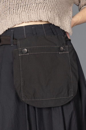 lb210019 - Lurdes Bergada Pocket Belt @ Walkers.Style women's and ladies fashion clothing online shop