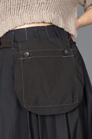 lb210019 - Lurdes Bergada Pocket Belt @ Walkers.Style women's and ladies fashion clothing online shop