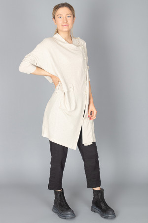 lb210020 - Lurdes Bergada Oversized Jacket @ Walkers.Style buy women's clothes online or at our Norwich shop.