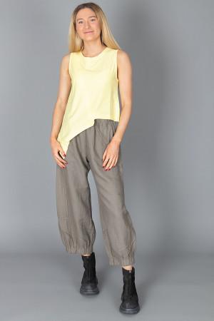lb210021 - Lurdes Bergada Asymmetric T-Shirt @ Walkers.Style buy women's clothes online or at our Norwich shop.