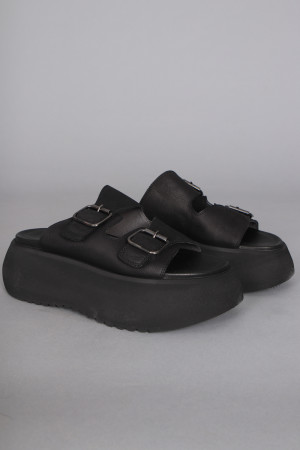 lf210026 - Lofina Chunky Sandal @ Walkers.Style women's and ladies fashion clothing online shop