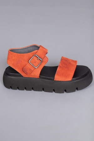 lf210027 - Lofina Leather Sandal @ Walkers.Style women's and ladies fashion clothing online shop