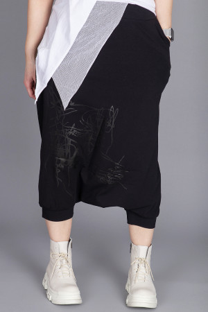 sb210035 - StudioB3 Margo Trousers @ Walkers.Style women's and ladies fashion clothing online shop