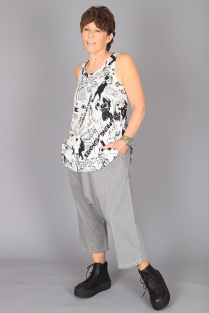 po210047 - Pal Offner Relaxed Top @ Walkers.Style buy women's clothes online or at our Norwich shop.