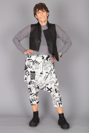 po210048 - Pal Offner Easy Trousers @ Walkers.Style buy women's clothes online or at our Norwich shop.