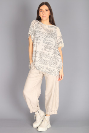 rh210060 - Rundholz T-Shirt @ Walkers.Style buy women's clothes online or at our Norwich shop.