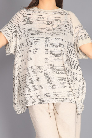 rh210060 - Rundholz T-Shirt @ Walkers.Style women's and ladies fashion clothing online shop