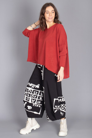 rh210106 - Rundholz Knitted Tunic @ Walkers.Style buy women's clothes online or at our Norwich shop.