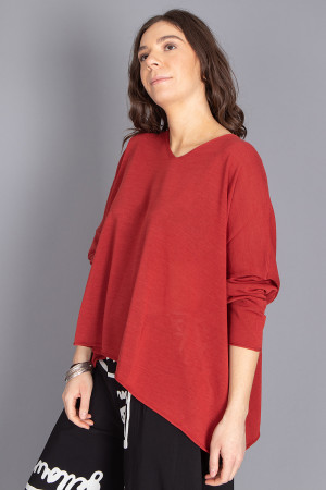 rh210106 - Rundholz Knitted Tunic @ Walkers.Style women's and ladies fashion clothing online shop