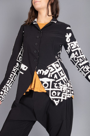rh210119 - Rundholz Jacket @ Walkers.Style women's and ladies fashion clothing online shop