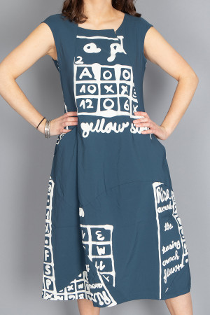 rh210121 - Rundholz Dress @ Walkers.Style women's and ladies fashion clothing online shop