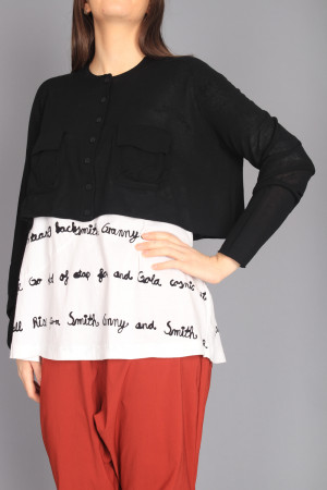 rh210129 - Rundholz Cardigan @ Walkers.Style women's and ladies fashion clothing online shop