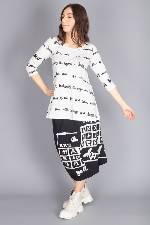 rh210137 - Rundholz T-shirt @ Walkers.Style buy women's clothes online or at our Norwich shop.